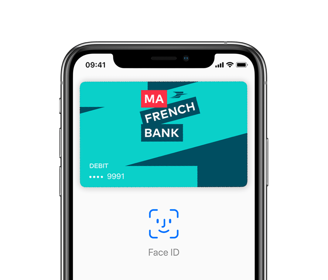 banque compatible apple pay