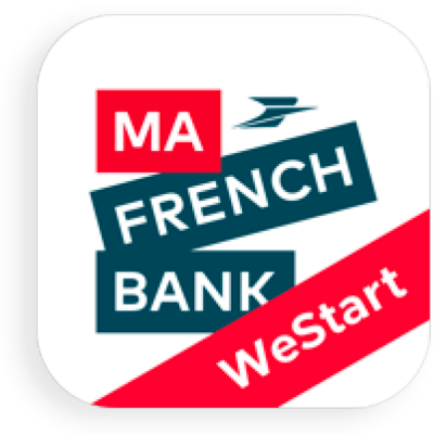 application WeStart par Ma French Bank